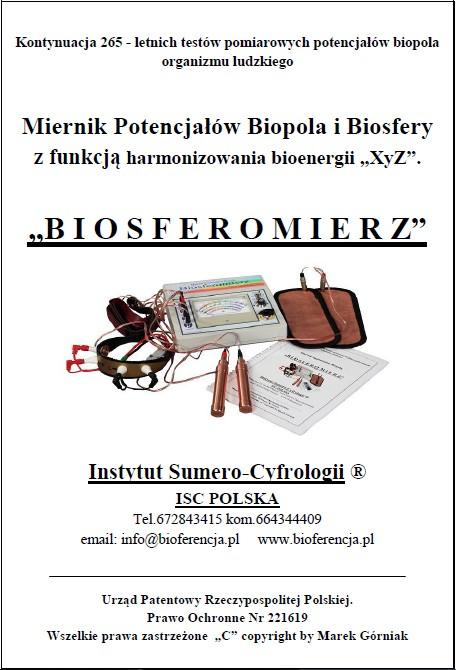 Biosferomierz 1